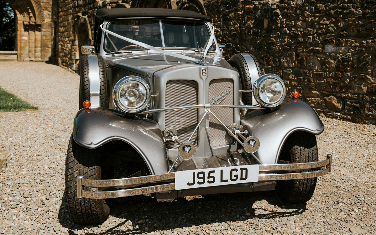 Silver wedding cars in ayrshire and glasgow