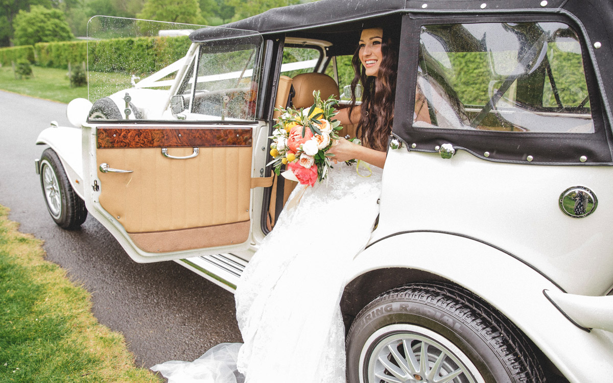 wedding cars available in ayrshire