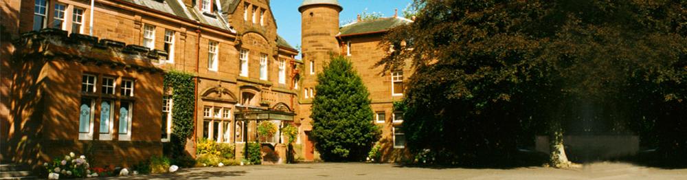Savoy Park Hotel, Ayr, scotland