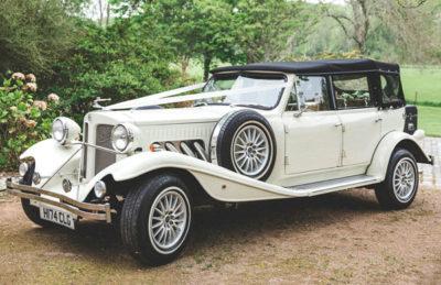 bridal cars ayrshire
