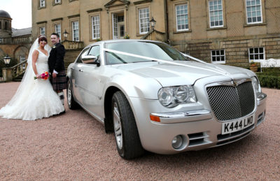Baby Bentley Wedding Cars in Ayrshire and Glasgow