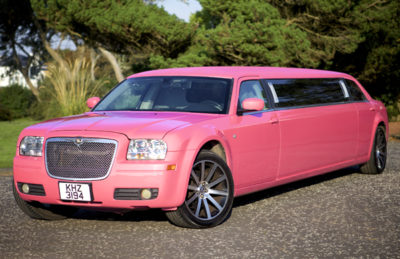 Pink Limo Hire Ayr