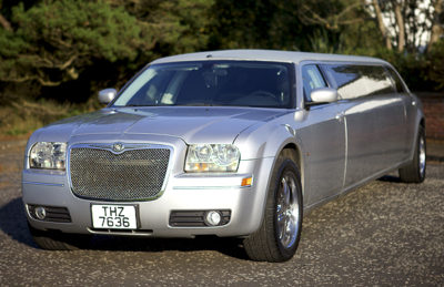 Silver Limo Hire Ayr